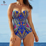 Ariel Sarah One Piece Swimsuit Plus Size