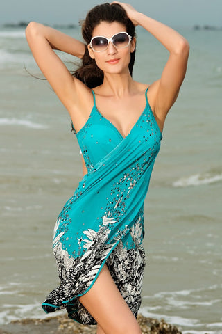 Beach Dress Beach Cover Up Bikini Wrap