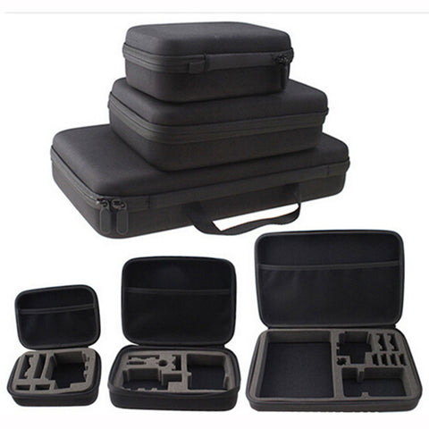 Portable Travel Storage Case  Protective for Gopro Hero
