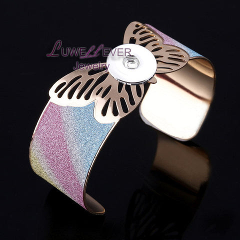Exaggerated butterfly Arm Cuff Armlet