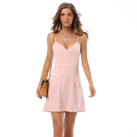 Pink Beach Dress Tunic Elegant
