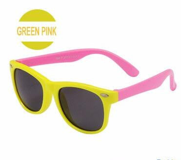 Classic Infant Baby Kids Polarized Sunglasses Children Safety Coating Glasses