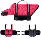 Dog Jackets Life Vest Adjustable Dog Apparel