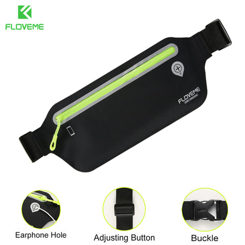 Big Capacity Universal Waist Waterproof Pouch Phone Bag