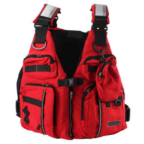 Detachable Adult Life Jacket Sailing Surfing Boating