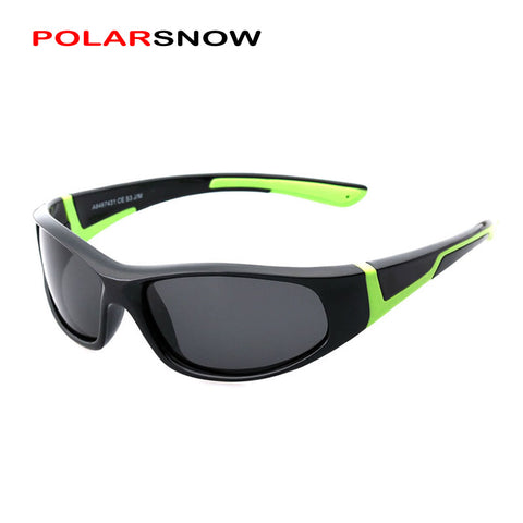 Polarized Kids Fashion Sunglasses 2018 Boys Girls Accessories