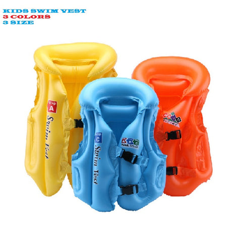 Life jacket for kids Baby Swimwear Inflatable  Safety Vest