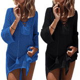 Beach Cover Up Mesh Swimwear