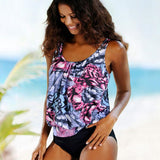 New Design Plus size Tankini