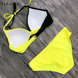 Sexy Bikini Swimwear Women Swimsuit Push Up