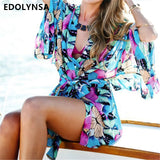 Beach Bathing suit cover up Chiffon Beach Dress