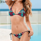 Bikini Low Waist Swimwear