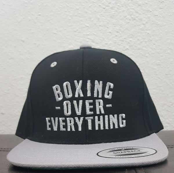 Boxing over everything Snapback