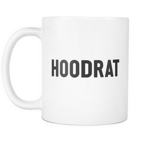 HOODRAT - Coffee Mug