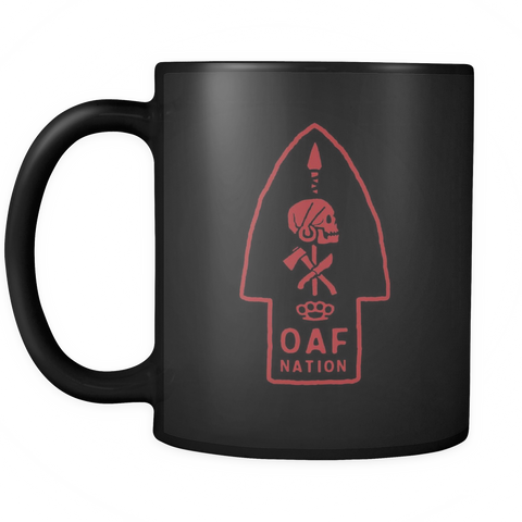 OAF Arrow - Red
