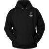 BOLT_ARROW_SO_VERTICAL HOODIE V1