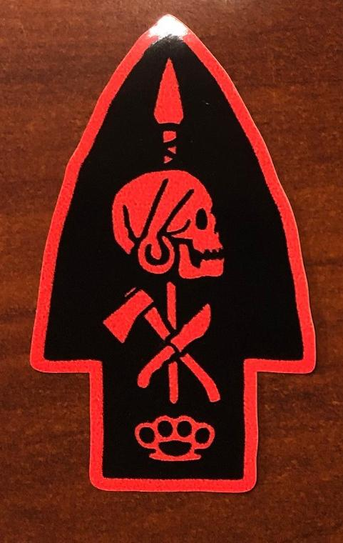 Bad Larry Patch (RED)