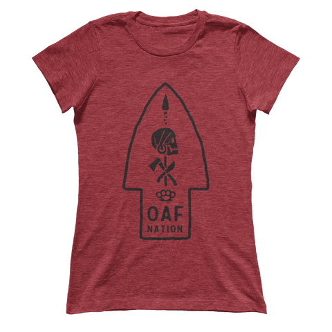OAF ARROW - BLACK - Ladies