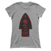 OAF ARROW - RED BLACK - Ladies