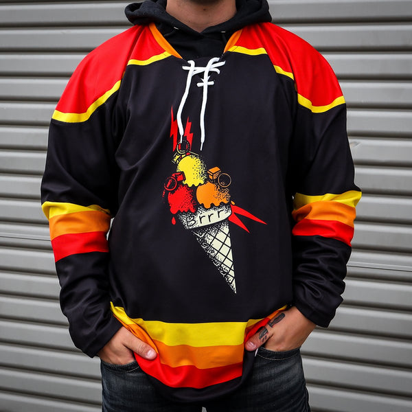 GUWOP Ice Cream Grenades Hockey Jersey - ROY