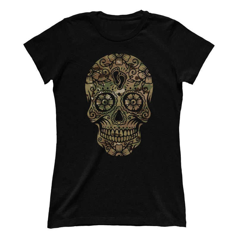 PJ Foundation Sugar Skull - Multicam (Ladies)