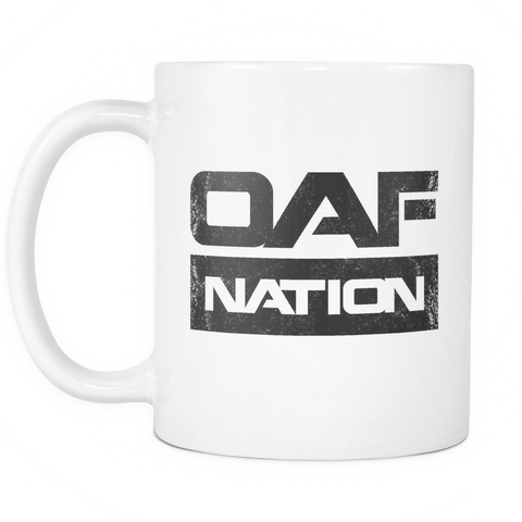 OAF Stacked - Coffee Mug