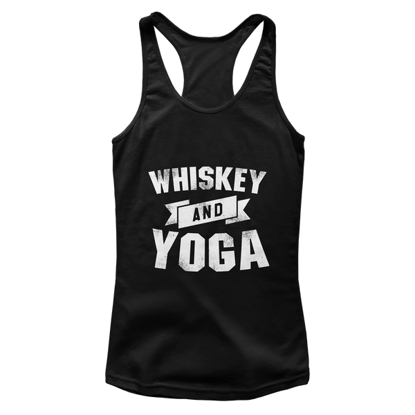 Whiskey And Yoga - Ladies