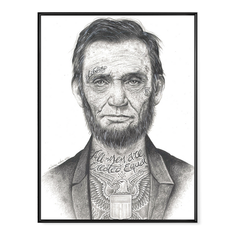 INKED - Lincoln - Poster