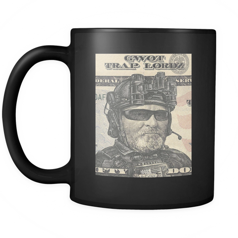 Ulysses S Greezie - Coffee Mug