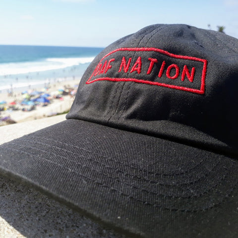 OAF Nation Dad Hat - Black