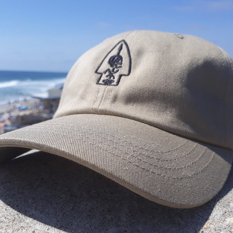 OAF Nation Dad Hat - Khaki