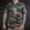 Fresh Rhodesian Brushstroke Button Up