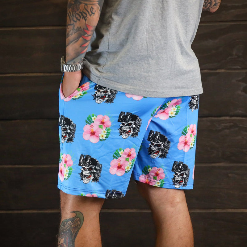 SLAYER WEEKEND SHORTS
