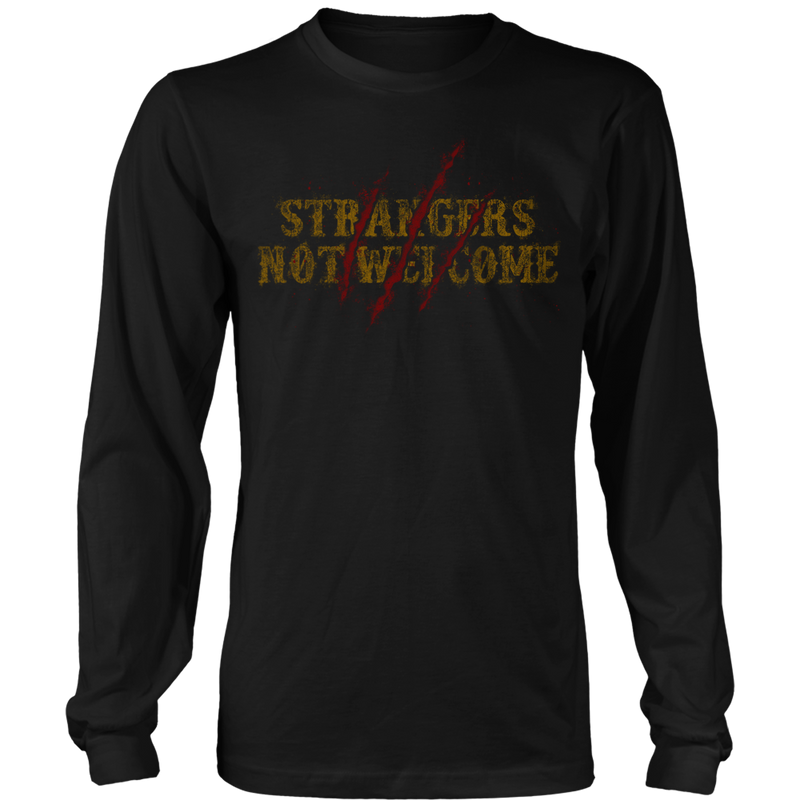 Strangers Not Welcome 2