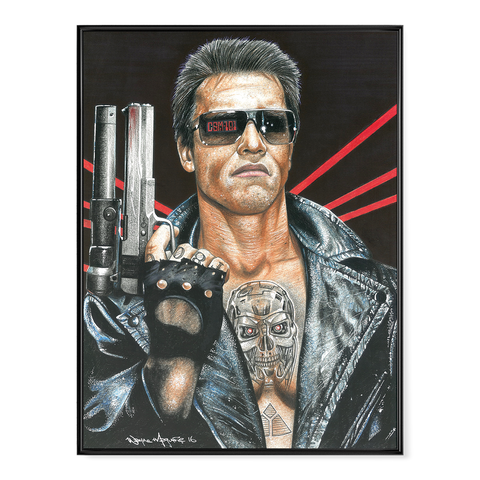 INKED - Terminator - Poster