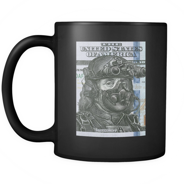 Benjamin Franklin - Coffee Mug