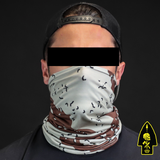 Chocolate Chip Camo Neck Gaiter