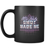 80s Baby GWOT Made Me - Coffee Mug