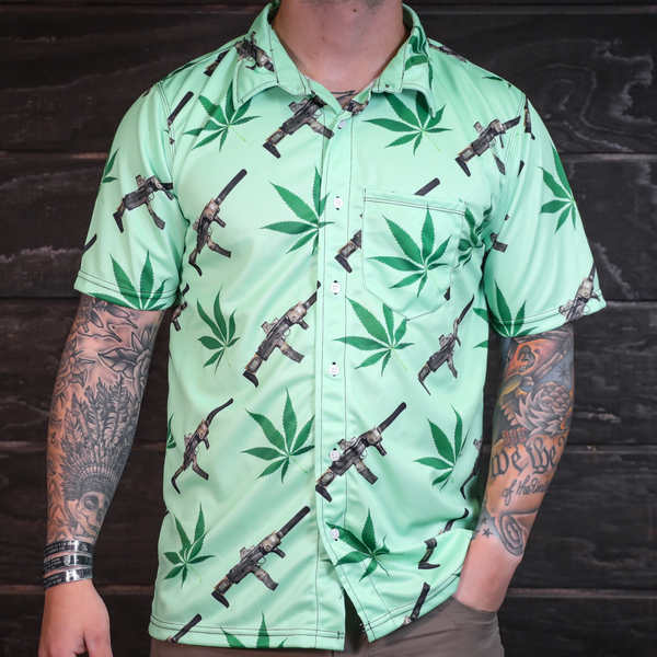 Aloha Canna MP7 Shirt