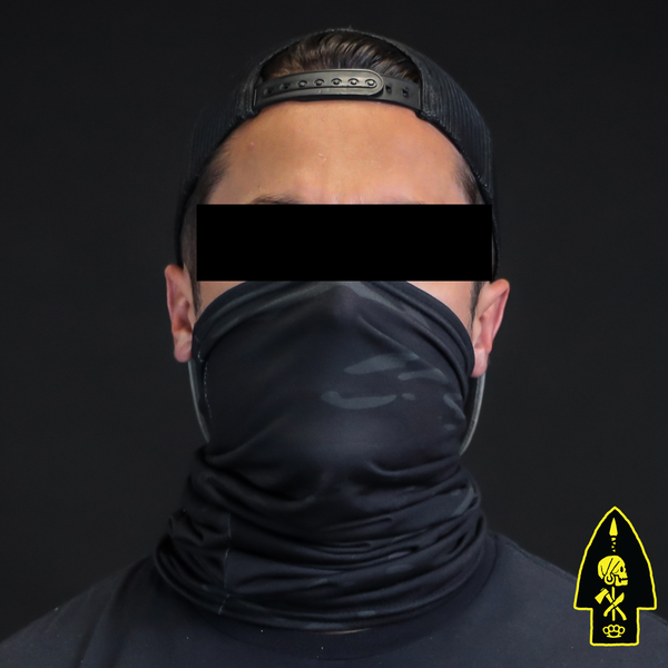 MC Black Neck Gaiter