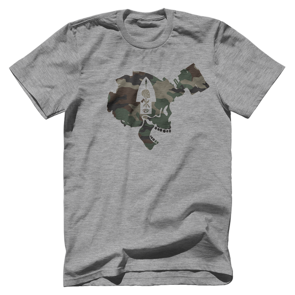 MDS Larry - Woodland V2 - Shirt
