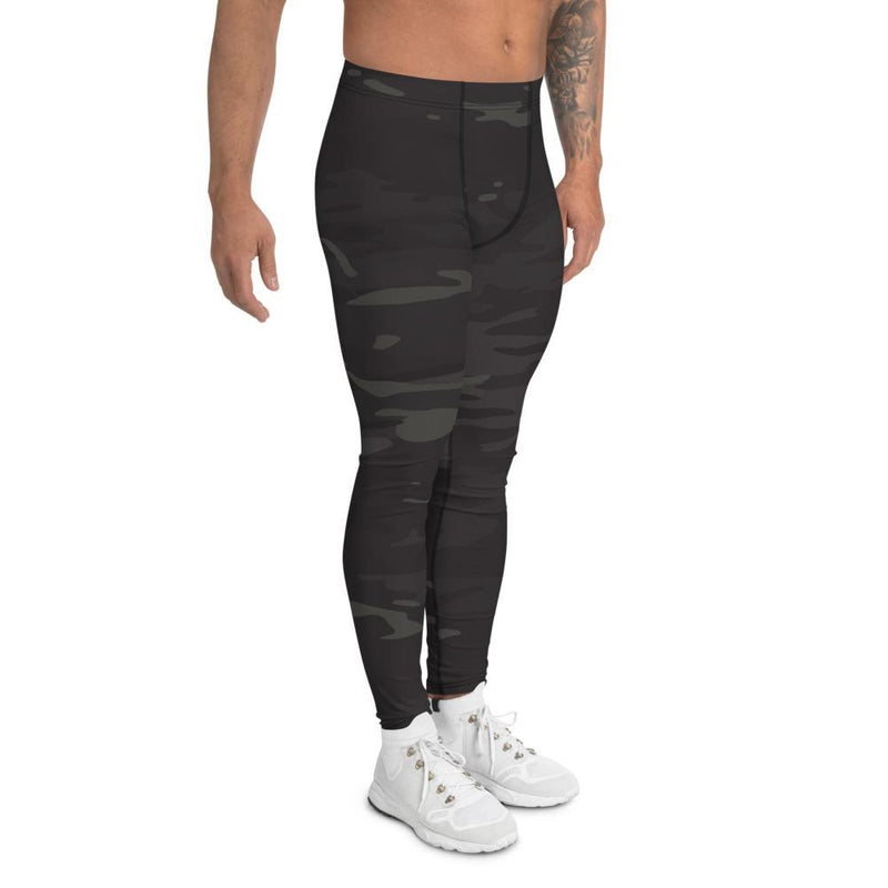 MC Black Men's Leggings