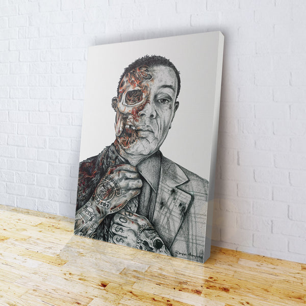 INKED - GUS Canvas