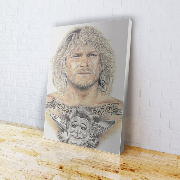 INKED - Bodhi Canvas