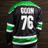 Moons Out Goons Out Hockey Jersey