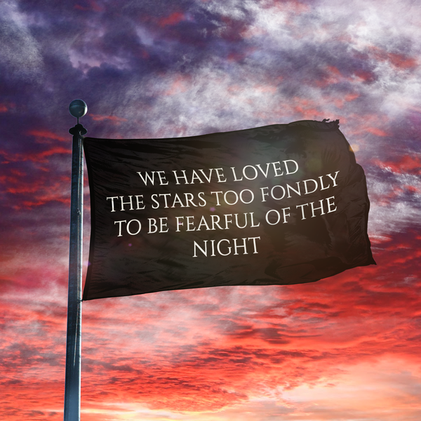 Night - Flag