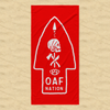 OAF NATION - Beach Towel