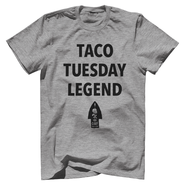 Taco Tuesday Legend