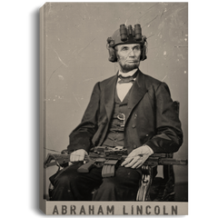Lincoln (Canvas)