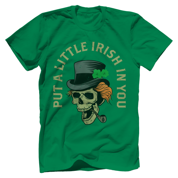 A Little Irish